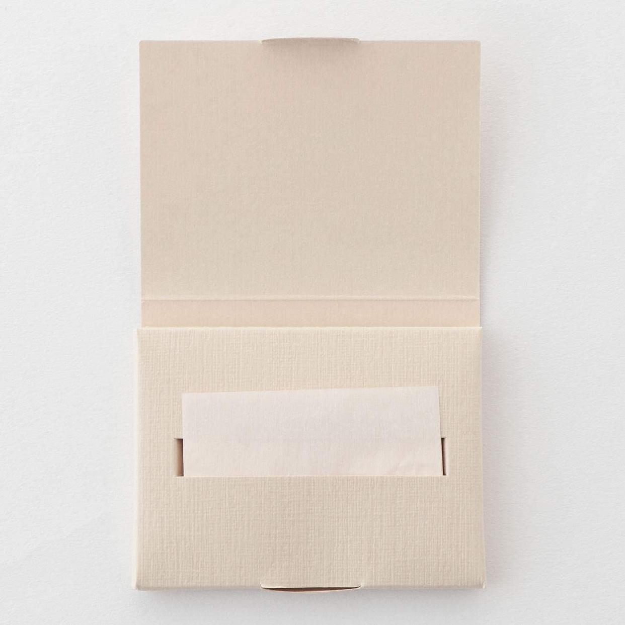 無印良品(MUJI) 紙おしろい (新)の商品画像3