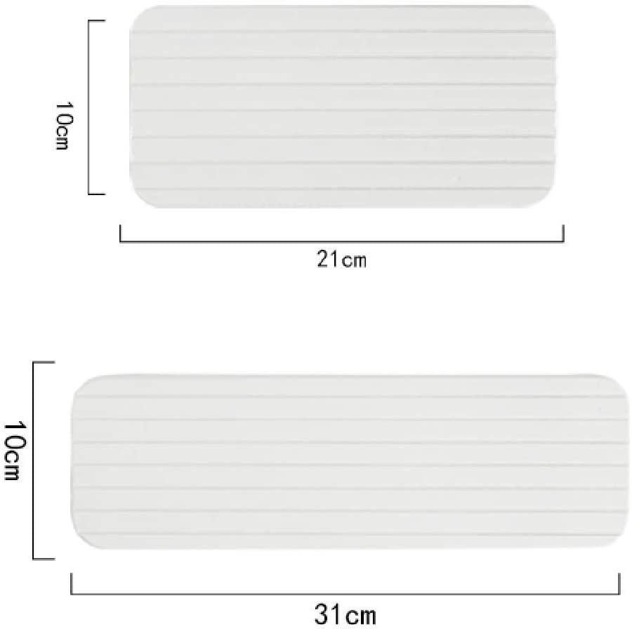Dalyvia(ダリビア) 珪藻土 水切りマット 21x10cmの商品画像3