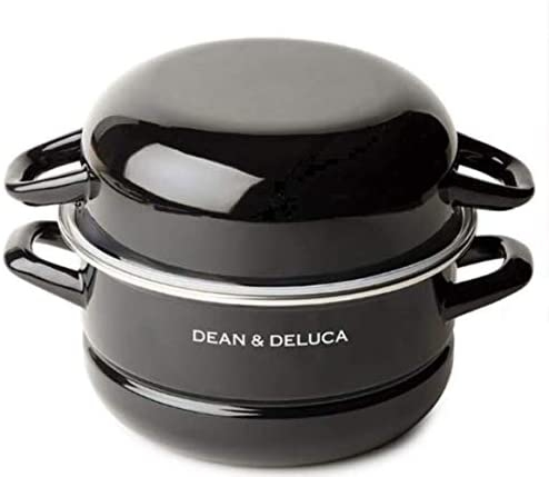 DEAN&DELUCA(ディーンアンドデルーカ) キャセロールL ブラック 18cmの商品画像