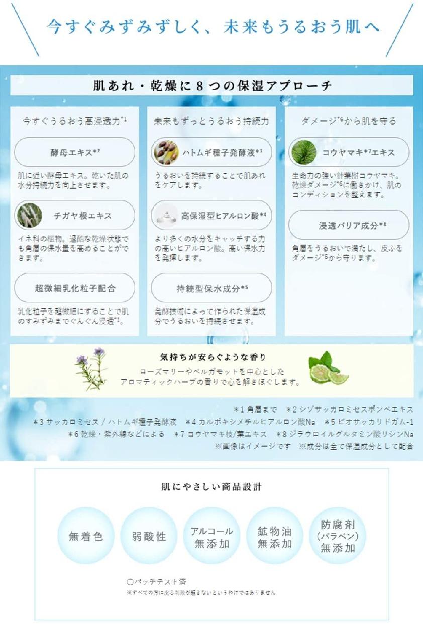AYURA(アユーラ) リズムコンセントレートウォーターの商品画像8