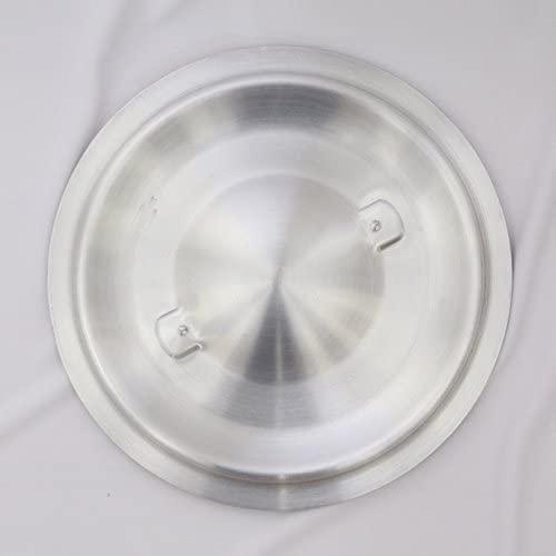 ハイスト アルミ製半寸胴鍋 24cm蓋有 FH82100Fの商品画像4