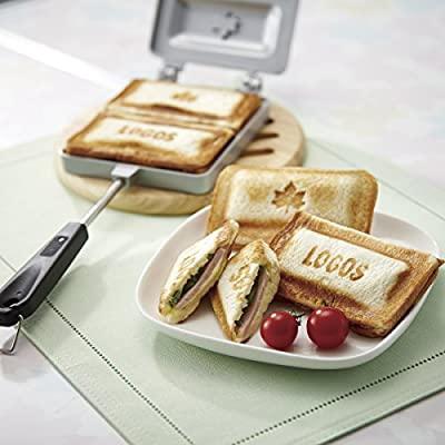 LOGOS(ロゴス) ホットサンドパンの商品画像5
