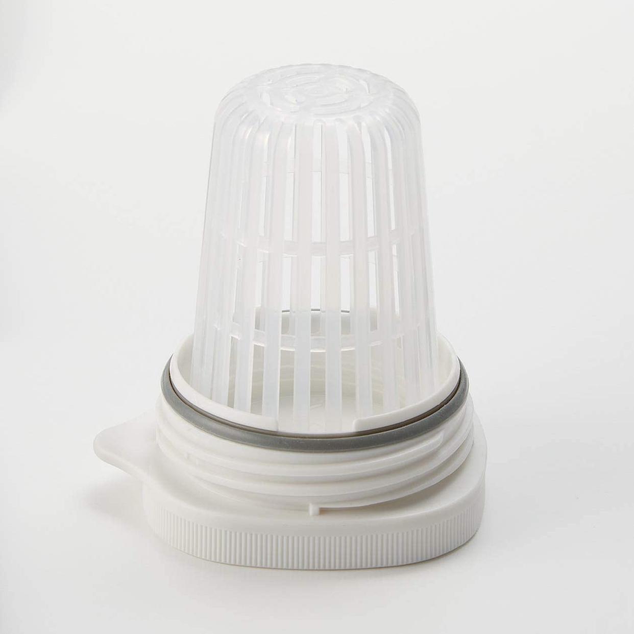 無印良品(MUJI) アクリル冷水筒 ドアポケットタイプ/冷水専用約1Lの商品画像6
