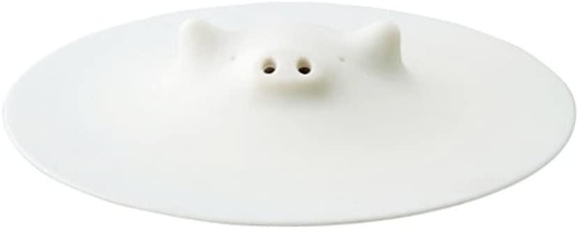 MARNA(マーナ) ブタの落しぶた ホワイト K092の商品画像