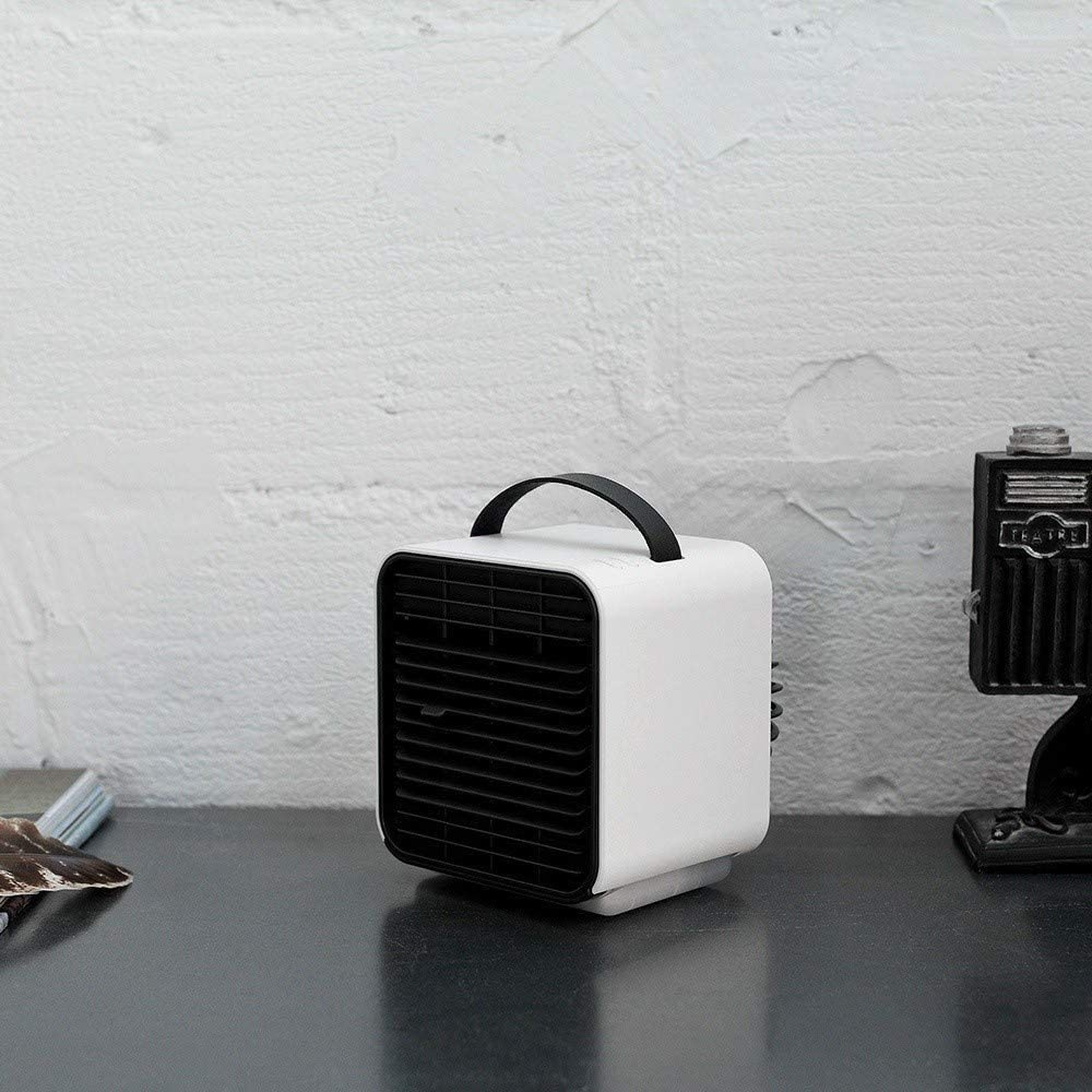 マンツウオンラインショップ ポータブル冷風機 GXZ-F816の商品画像5