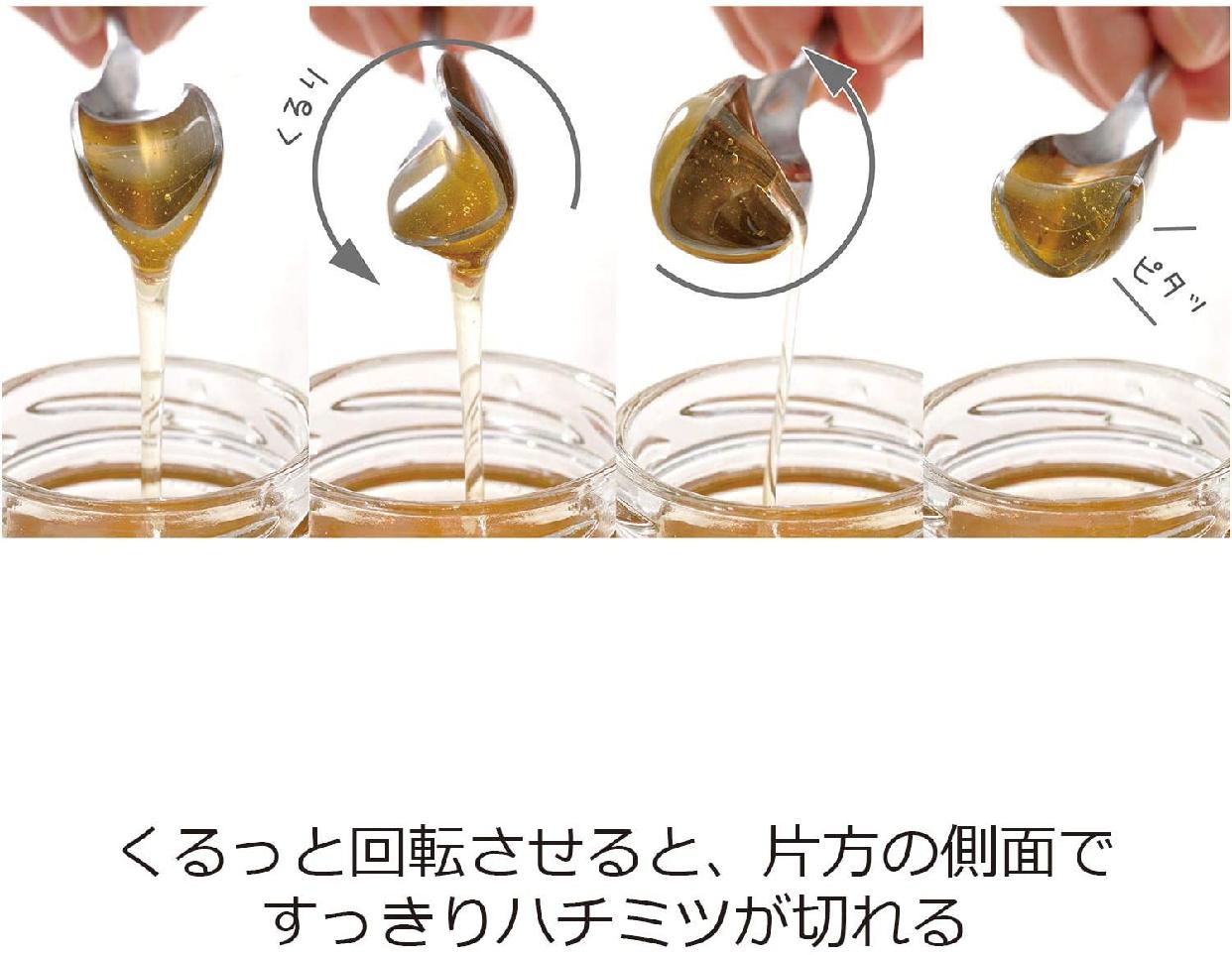 leye(レイエ) くるりとハチミツスプーン LS1523の商品画像5
