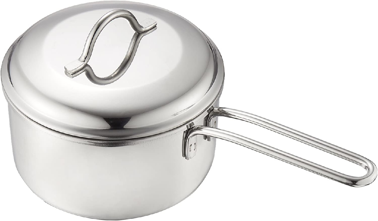 貝印(かいじるし)煮込み鍋 ユータイム3 ミニ 14㎝ DZ2001の商品画像2