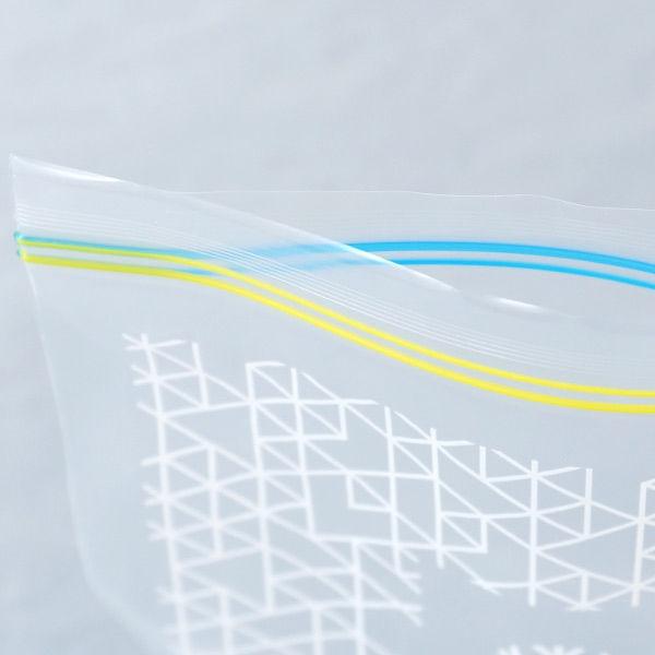 LOHACO(ロハコ) フリーザーバッグ M(マチ無し・冷蔵・冷凍対応)の商品画像4