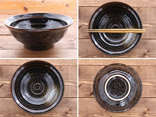 TABLE WARE EAST.(テーブルウェアイースト) 油滴結晶 石目 6.8寸ラーメン丼の商品画像7