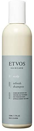 ETVOS(エトヴォス)リフレッシュシャンプーの商品画像5