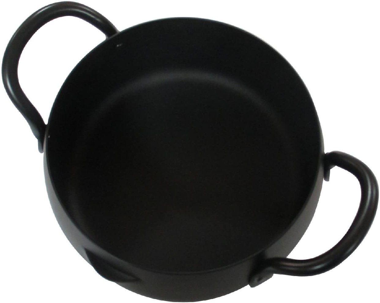 和平フレイズ(FREIZ) 鉄共柄天ぷら鍋16cm EM-8286の商品画像4