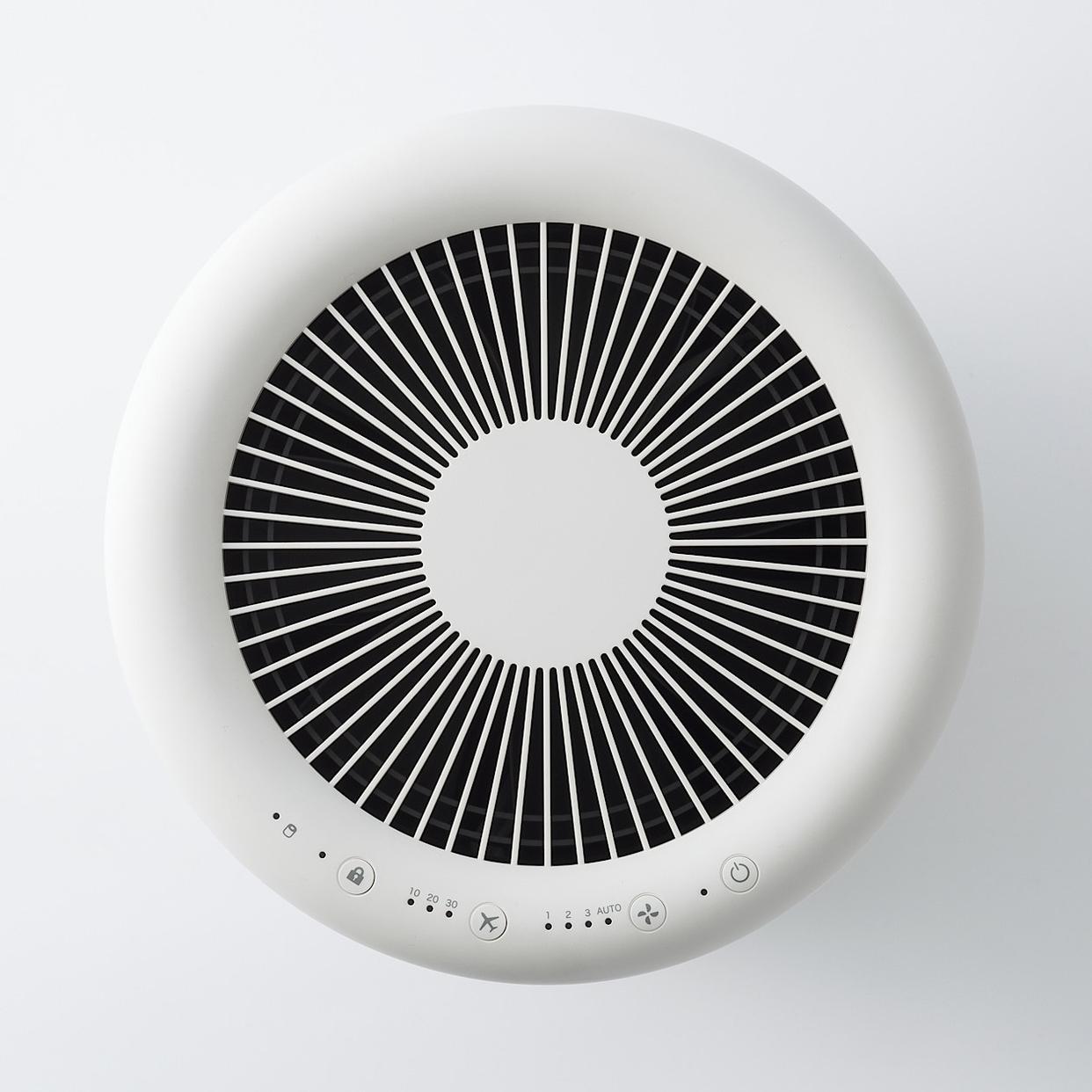 無印良品(MUJI) 空気清浄機 MJ-AP1の商品画像9