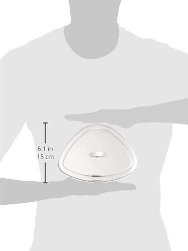 パール金属(PEARL) アクアスプラッシュ 深型 蓋付 抗菌 三角コーナー H-9176の商品画像6