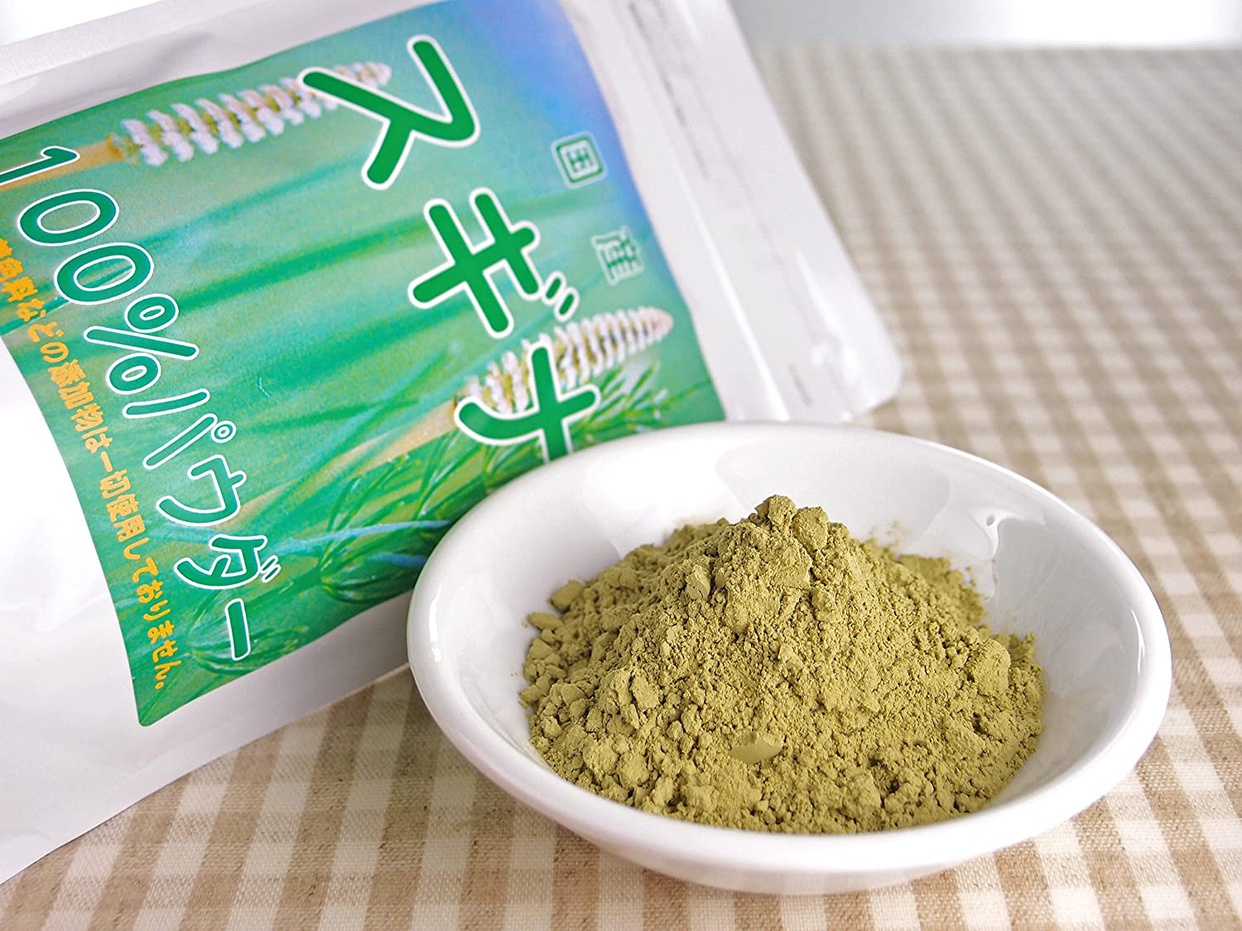 健康・野草茶センター 国産 スギナ 無添加100%の商品画像2