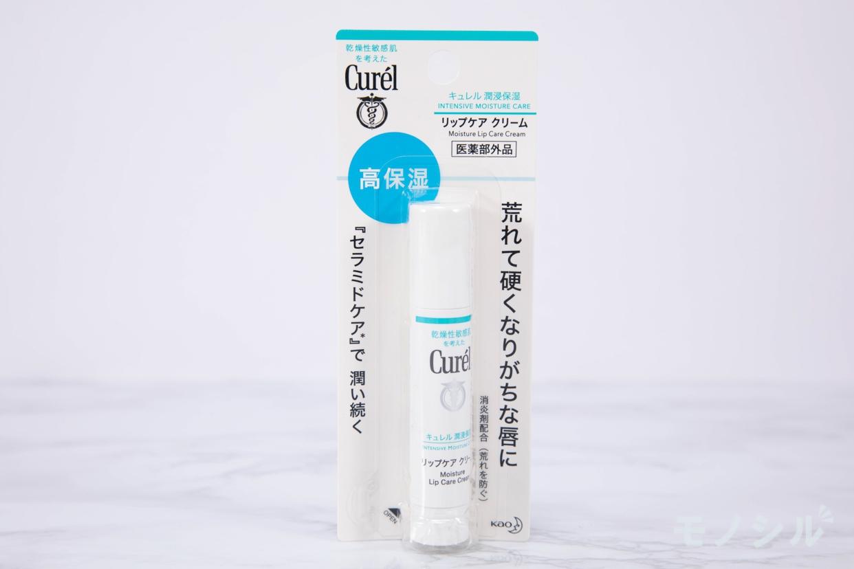 Curél(キュレル) リップケアクリームの商品画像2 商品のパッケージ正面画像