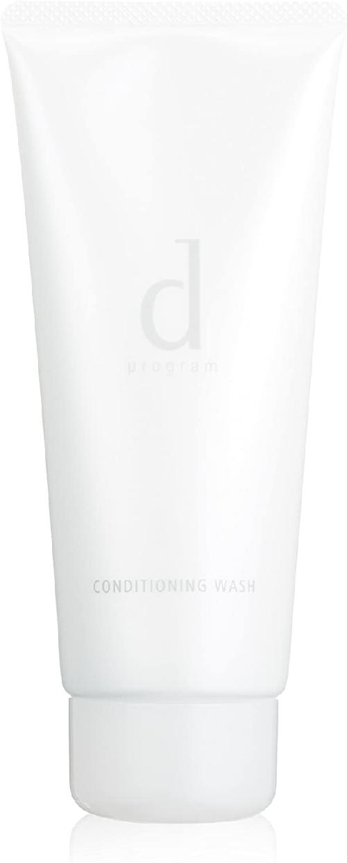 d program(d プログラム) コンディショニングウォッシュ 洗顔フォーム