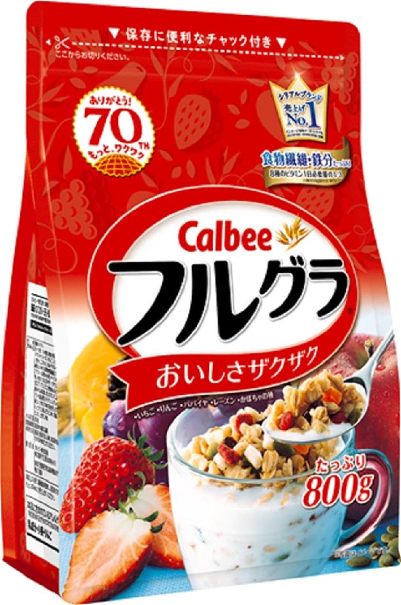 calbee(カルビー)フルグラ