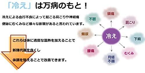 KUROSHIO(クロシオ) 温熱治療器 ぽっかぽか 58217の商品画像3