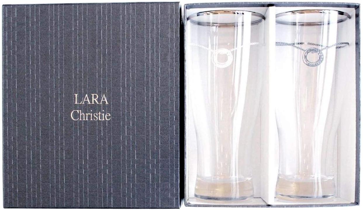 LARA Christie(ララクリスティー) ビアグラス タンブラー ペアの商品画像7