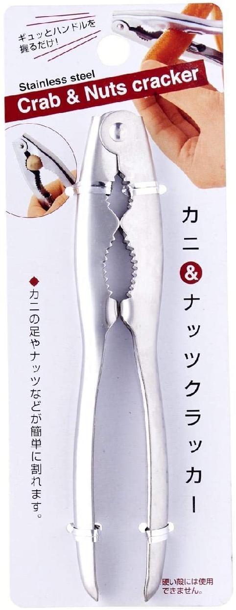 エコー金属(echo) カニ&ナッツクラッカーの商品画像