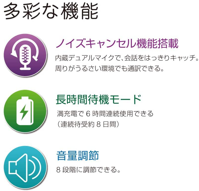 Instant Technology(インスタントテクノロジー) Say Easy VT300LITEの商品画像6