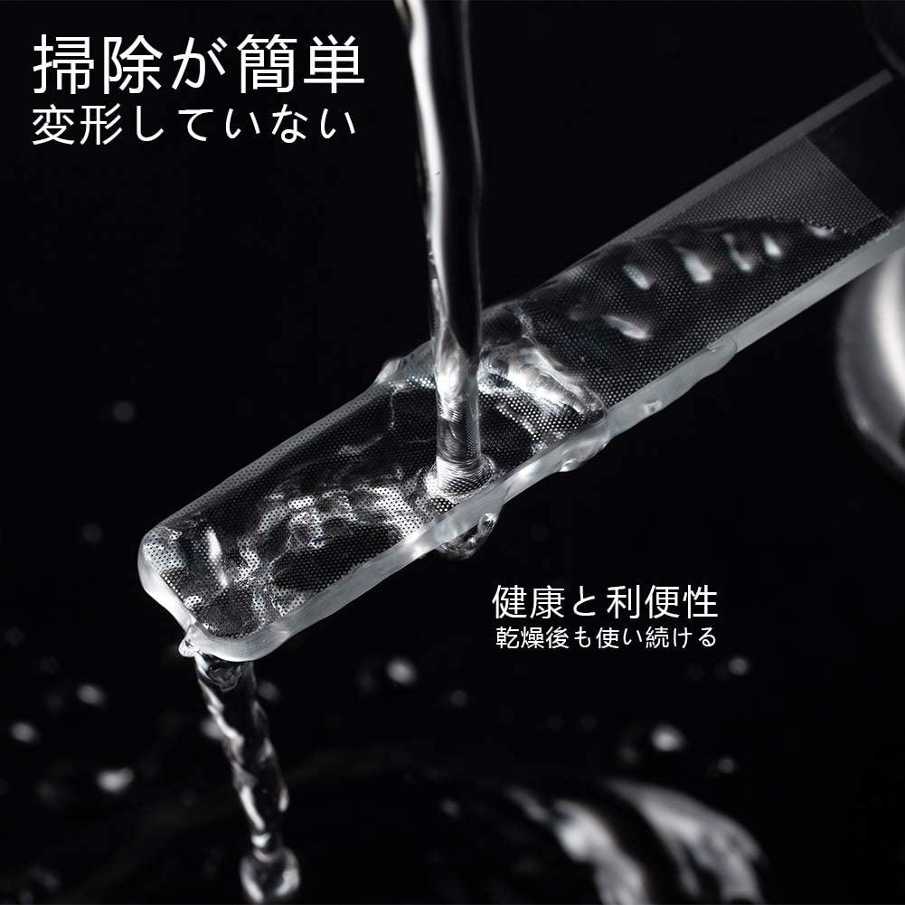 genyin(ゲンイン) 爪やすり 爪磨き ガラス製の商品画像2