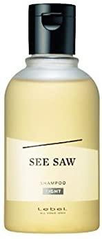 SEE/SAW(シーソー) ヘア&スキャルプシャンプーT