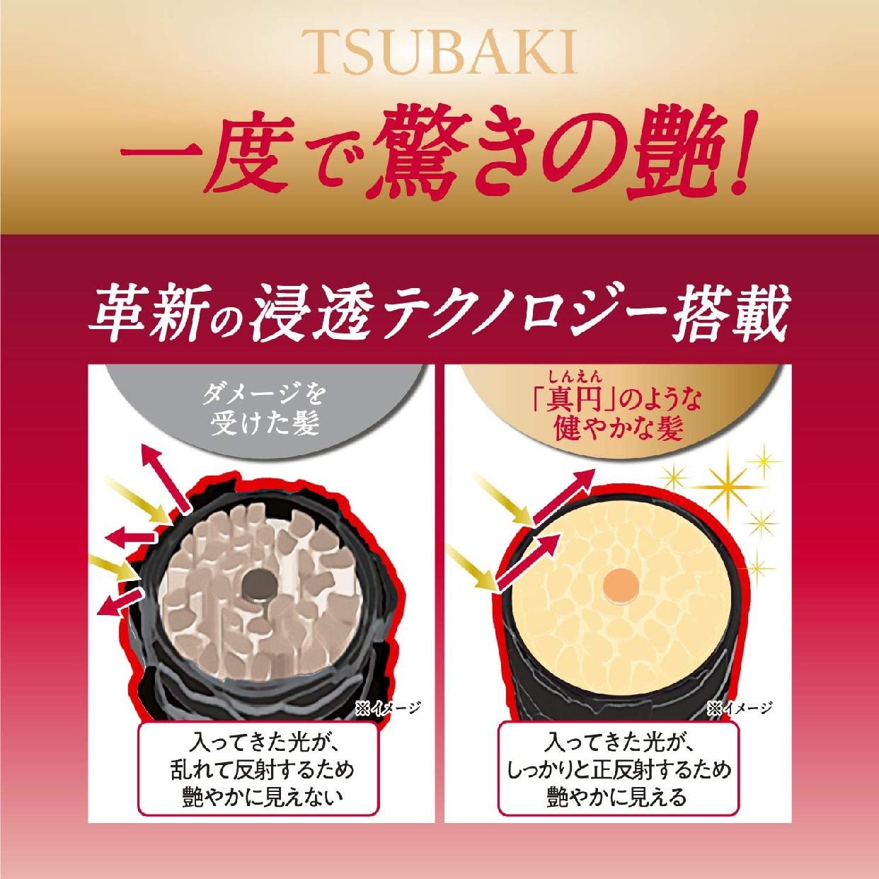 TSUBAKI(ツバキ) プレミアムモイストシャンプーの商品画像11
