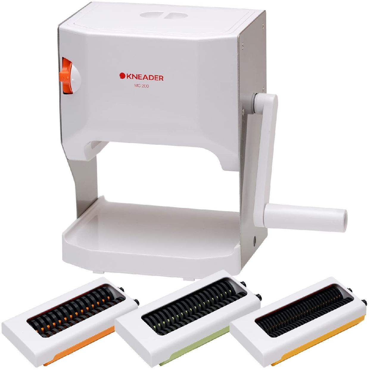 日本ニーダー(KNEADER) 洗える製麺機 麺や MCS203の商品画像