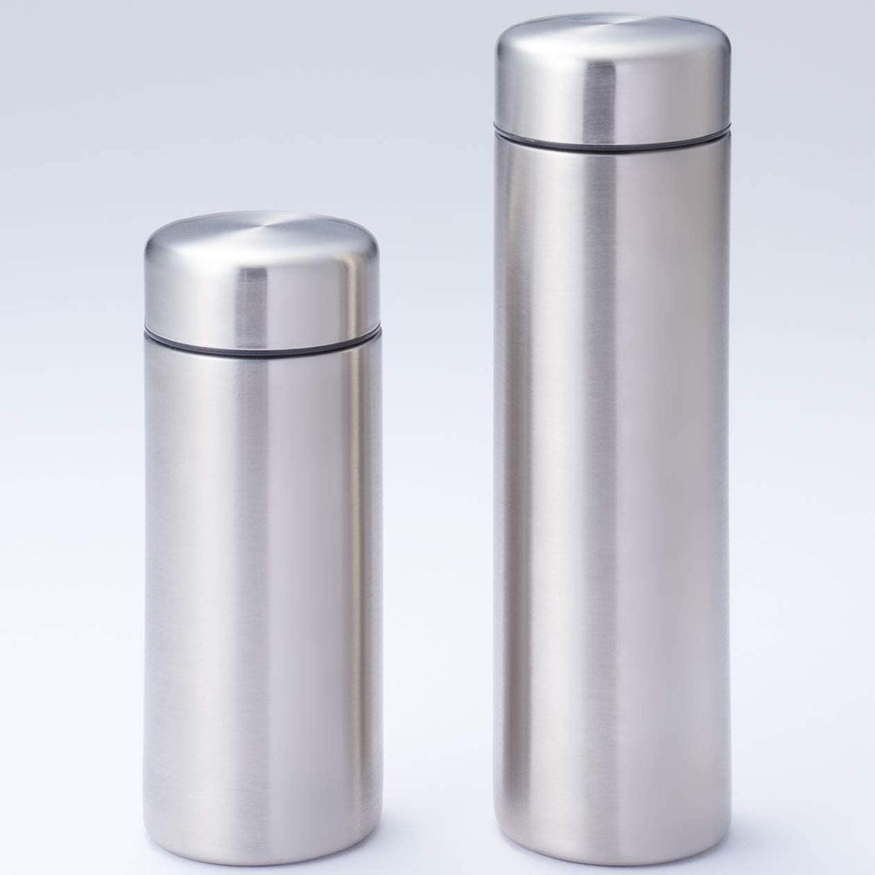 無印良品(MUJI) ステンレス保温保冷マグ 500ml シルバーの商品画像2