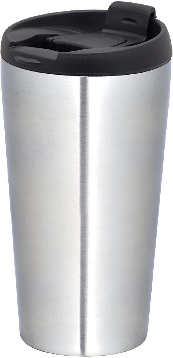Atlas(アトラス) 真空ステンレス カフェタンブラー シルバー ASF-350SVの商品画像