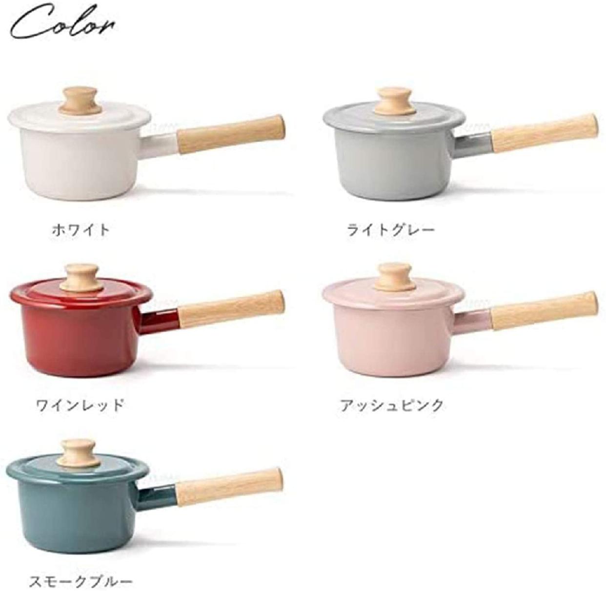 Cotton Series(コットンシリーズ)ミルクパン CTN14M.AP アッシュピンクの商品画像11