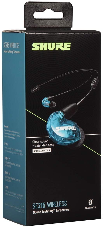 SHURE(シュア) Bluetoothイヤホン SE215SPE+BT2-Aの商品画像4