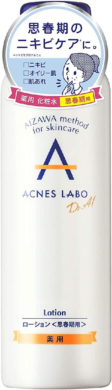 ACNES LABO(アクネスラボ) 薬用ローション化粧水 思春期ニキビ用の商品画像