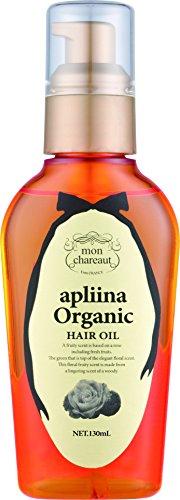 mon-chareaut(モンシャルーテ) アプリーナ オーガニック ヘアオイルの商品画像