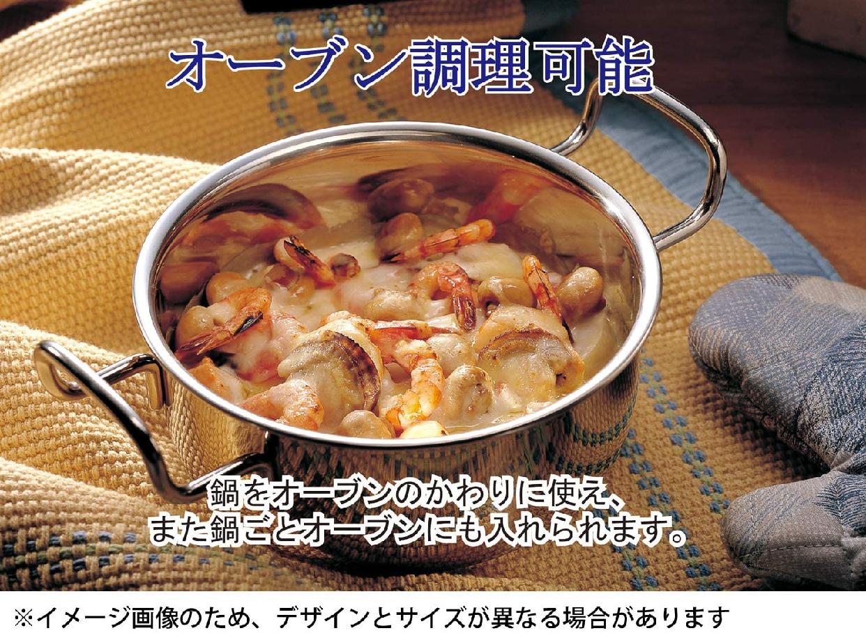 GEO Product(ジオ・プロダクト)片手鍋 18cm GEO-18Nの商品画像5