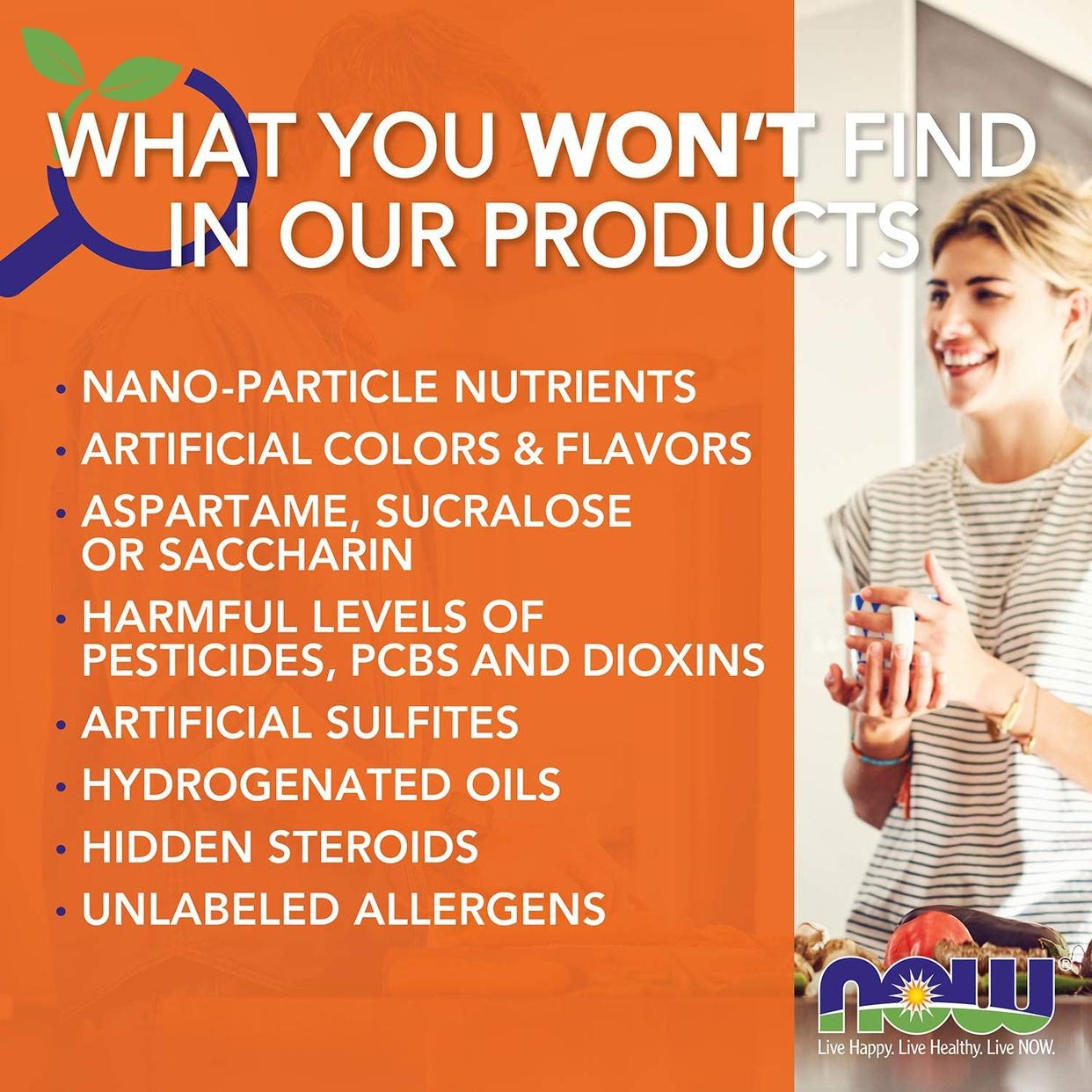 Now Foods(ナウフーズ) C-1000+ローズヒップ&バイオフラボノイドの商品画像7