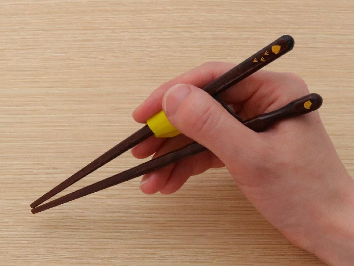 イシダ ちゃんと箸 16.5cmの商品画像5