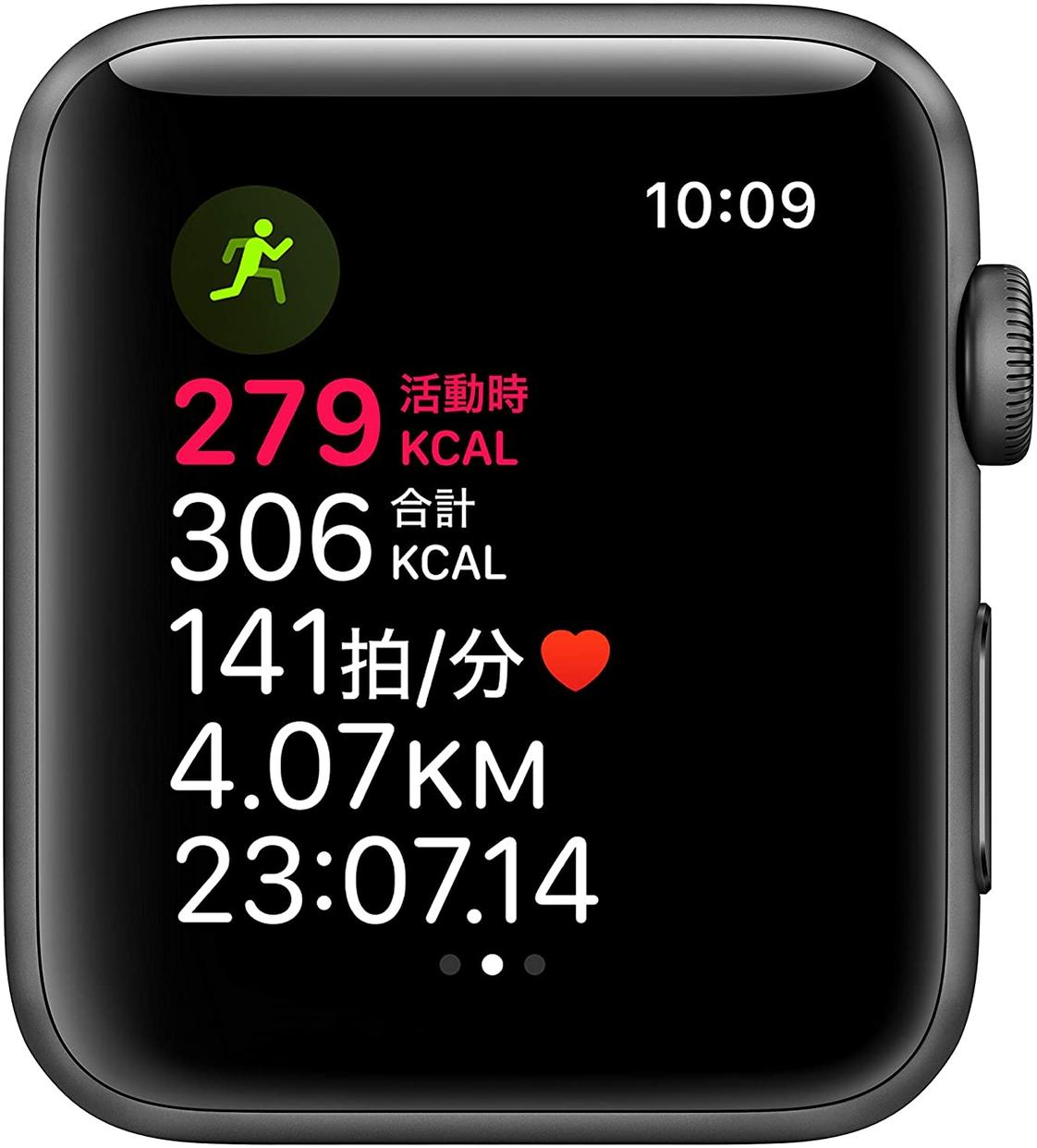 Apple(アップル) Apple Watch Series3(GPSモデル) MTF32J/Aの商品画像4