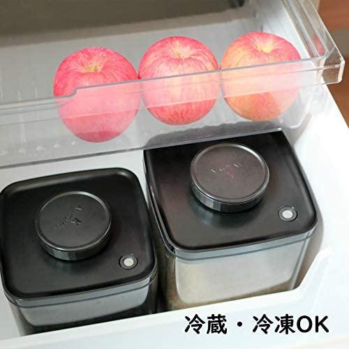 ANKOMN(アンコムン) 真空保存容器ターンシール 2.4L UVカットの商品画像7