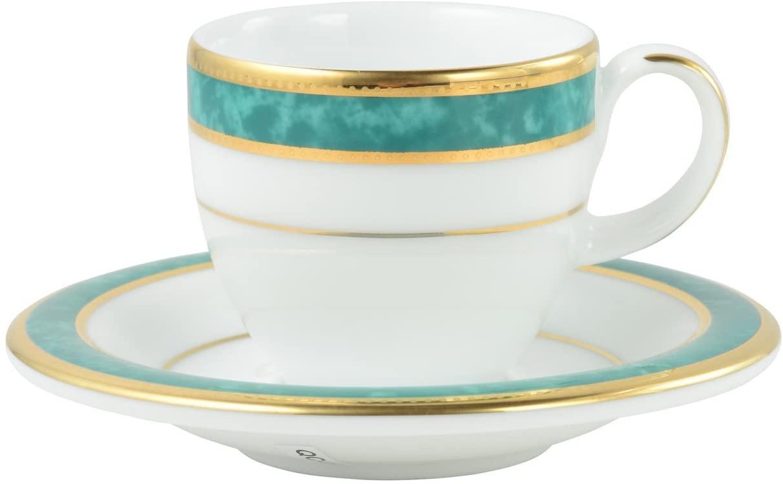 CANION WITS(キャニオンウィッツ) VESUVIO エスプレッソ デミタスカップ&ソーサー 9464の商品画像