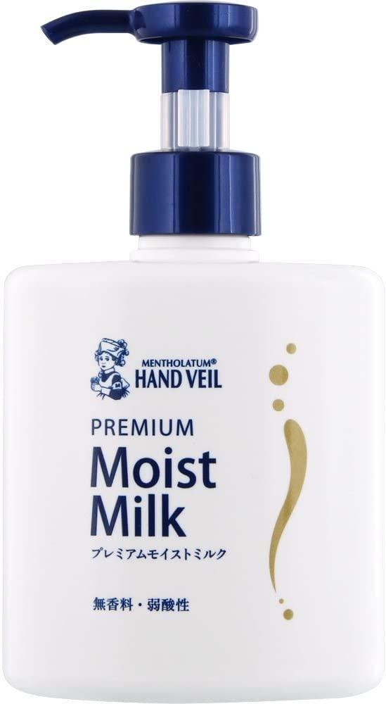 MENTHOLATUM(メンソレータム) ハンドベール プレミアムモイストミルクの商品画像