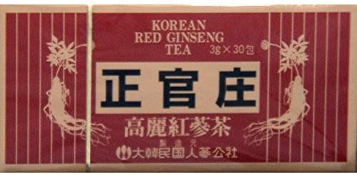 大木製薬 正官庄 高麗紅蔘茶の商品画像