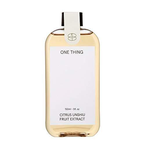 ONE THING(ワンシン) 青みかんエキスの商品画像