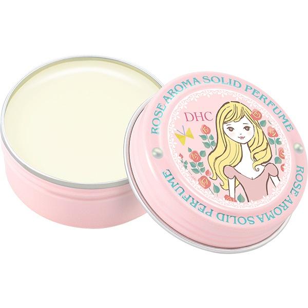 DHC(ディーエイチシー) ローズアロマ ソリッド パフューム a (練り香)の商品画像