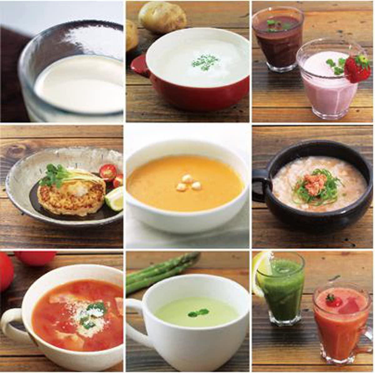 APIX(アピックス) 豆乳&スープメーカー ASM-294の商品画像14
