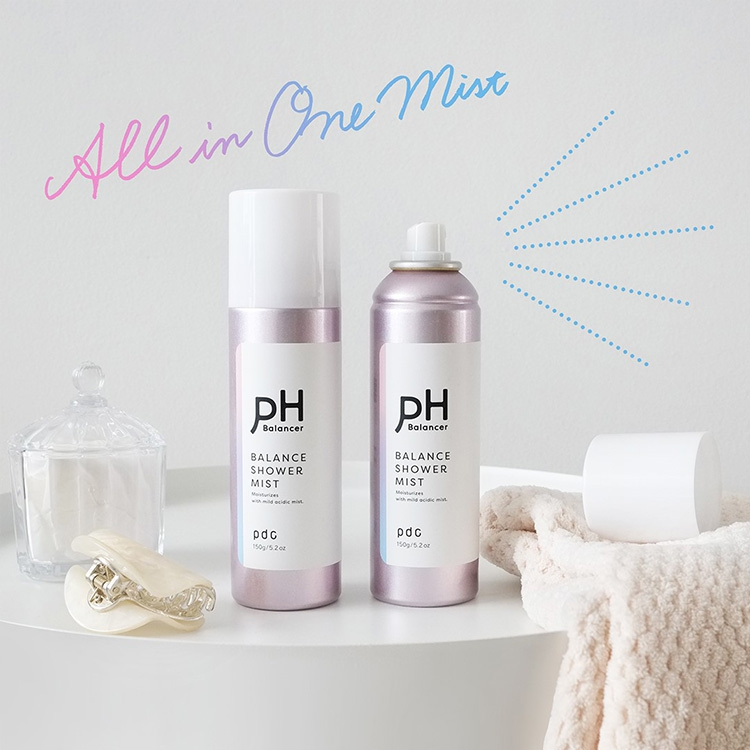 PH Balancer(ピーエイチバランサー) バランスシャワーミストの商品画像3