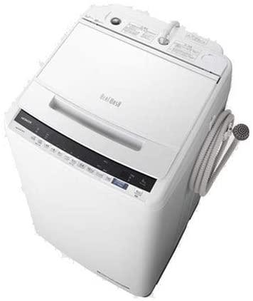 日立(HITACHI) ビートウォッシュ 全自動洗濯機 BW-V80Eの商品画像