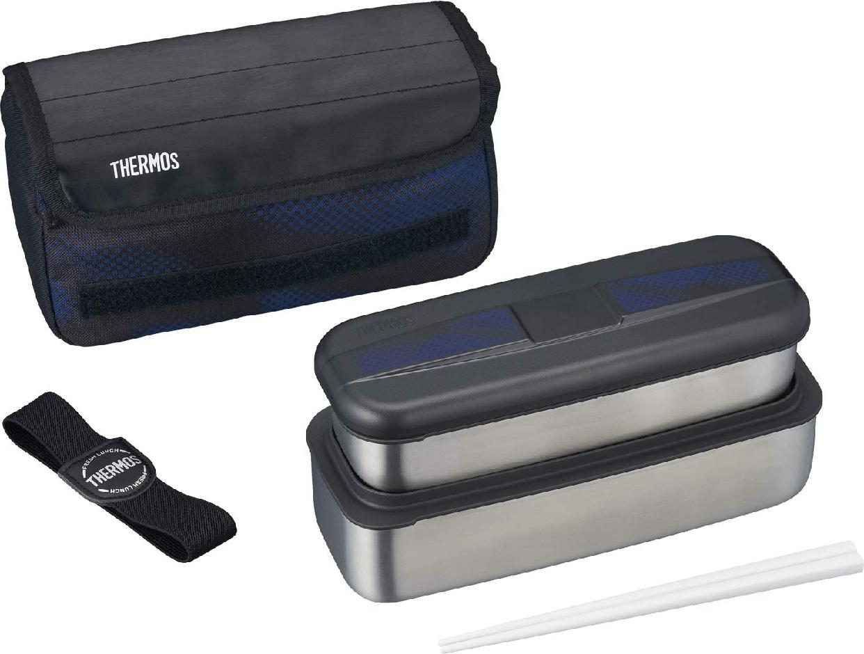 THERMOS(サーモス) フレッシュランチボックス DSD-1103Wの商品画像
