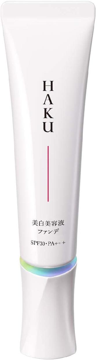 HAKU(ハク) 薬用 美白美容液ファンデ